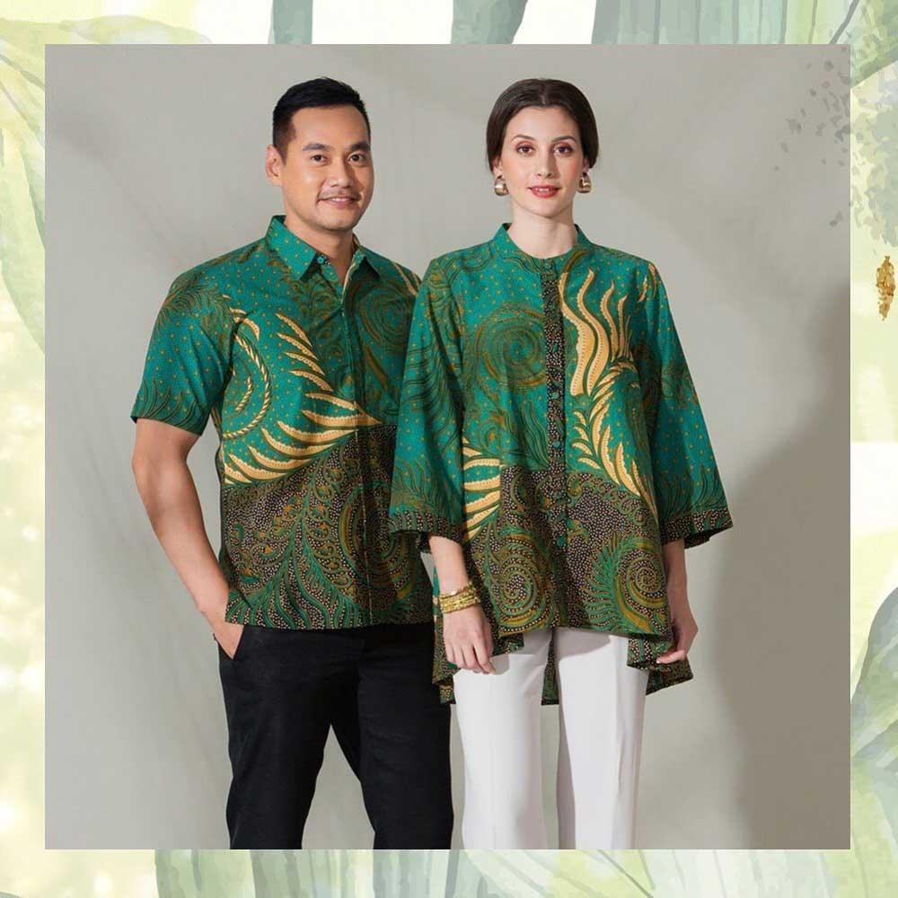 Style Model Baju Batik Keris Yang Stylis dan Modern