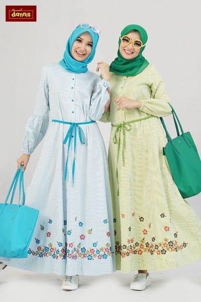 Model Busana Muslim Dewasa Dannis