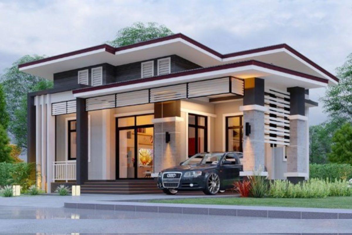 Ide Desain Rumah Dengan Garasi Di Bagian Samping | Portal Berita Ulasku.com
