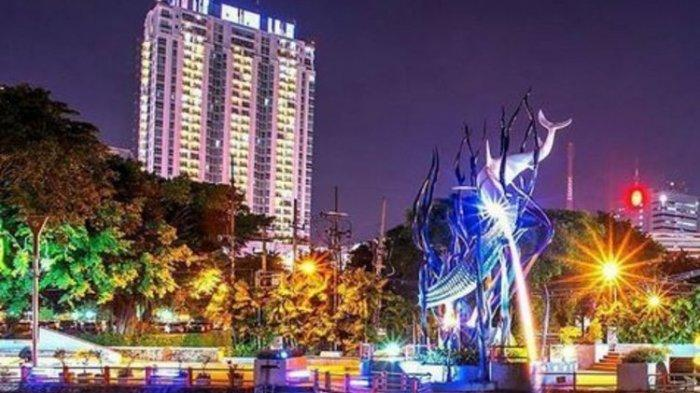 Ini Cara Kota Surabaya Berlakukan Karantina Wilayah, 19 Pintu Masuk Dijaga Ketat - Warta Kota