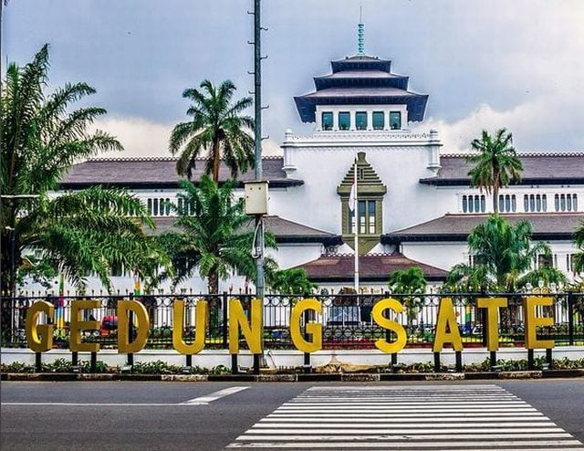 Peristiwa 25 September: HUT Kota Bandung : Okezone Nasional