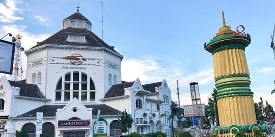 5 Fakta Menarik Kota Medan, Angkutan Umum Jadi Raja Jalanan | merdeka.com