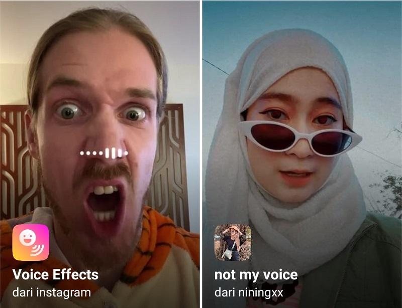Filter IG Yang Bikin Suara Bagus