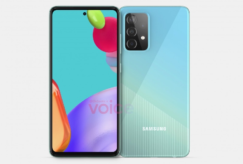 Harga Samsung Galaxy A52 5G