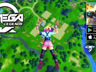 Kode Tebus Omega Legends 2021
