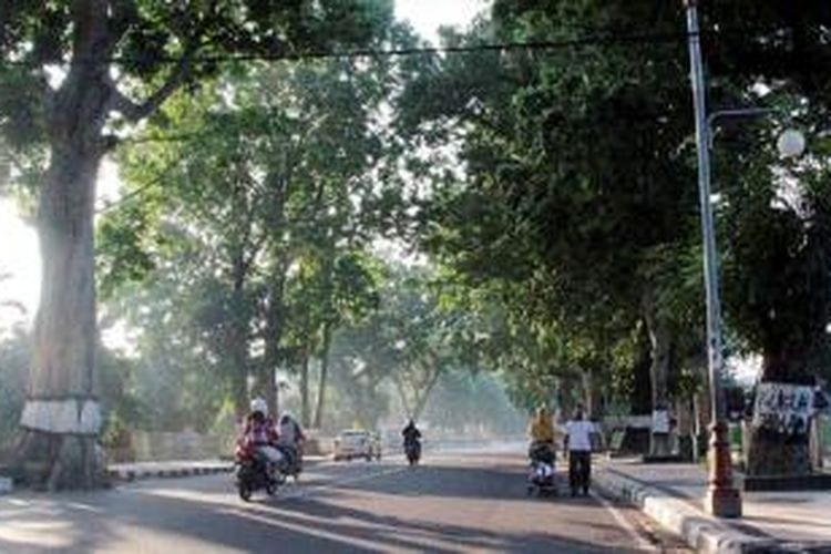 Kota Mataram: Ikon Wisata Baru Dikembangkan Halaman all - Kompas.com