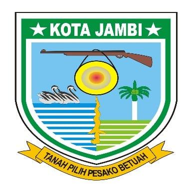 Logo Kota Jambi (Ibu Kota Provinsi Jambi) Original - Psikolif