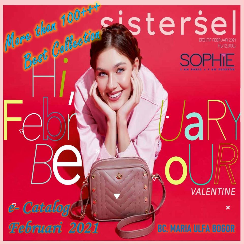 Katalog Sophie Martin Februari 2021