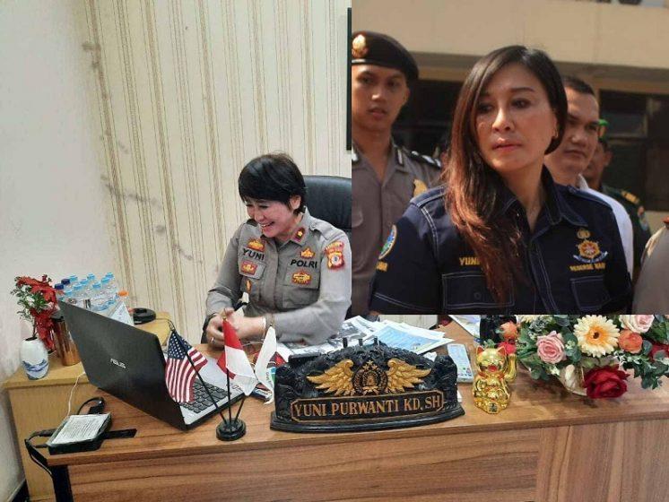 Kompol Yuni Lepas Jabatan Karena Tersandung Sabu Menggemparkan