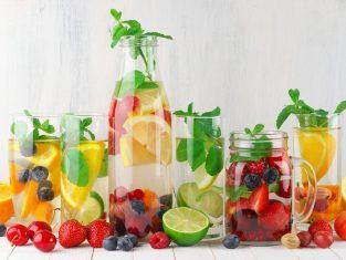 Manfaat Infused Water Sangat Berguna untuk Kesehatan Tubuh Anda