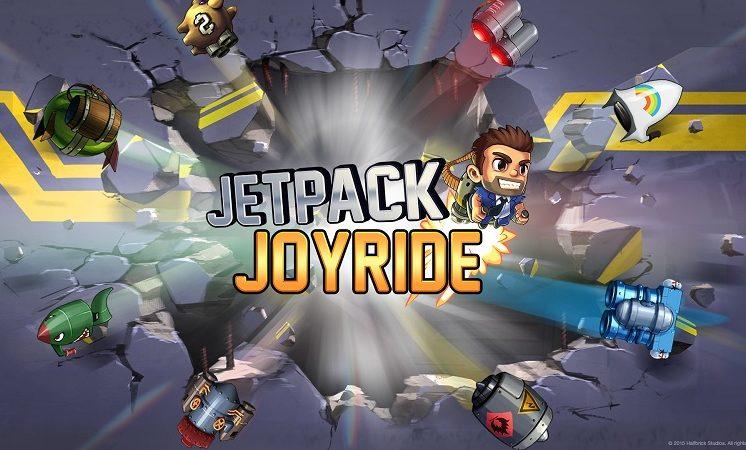 Game Jetpack Joyride 2 Sekuel Terbaru Hadir dengan Tampilan UWU