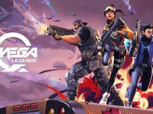Game Omega Legends Permainan Baru dengan Backround Masa Depan