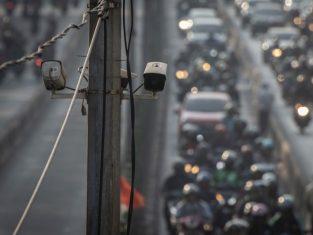 Kamera Tilang Elektronik Resmi Dipasang Untuk Mengurangi Pelanggaran