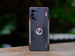 Oppo Reno 5 Marvel Avengers Smartphone Langka Spesifikasi Luar Biasa