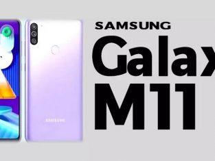 Samsung Galaxy M11 Spesifikasi Ngeri Tapi Banyak yang Ingin Memiliki