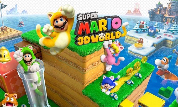 Super Mario 3D World Permainan Versi Baru yang Unik dan Juga Seru