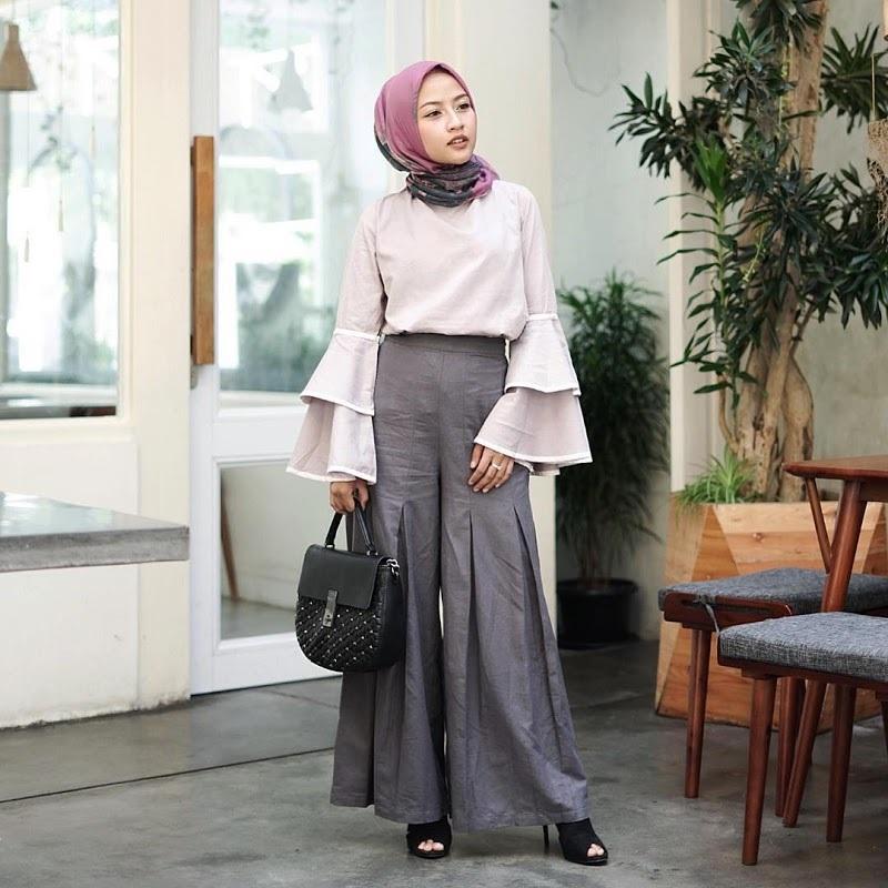 Trend Fashion Hijab Tahun 2021 Membuat Tampilan Semakin Mempesona