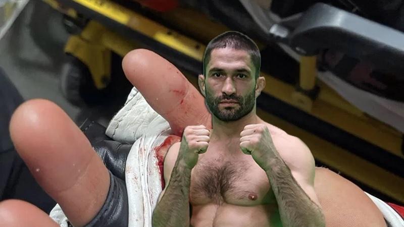 Jari Jagoan MMA Hilang Bukan Halangan Asalkan Masuk UFC Tersayang