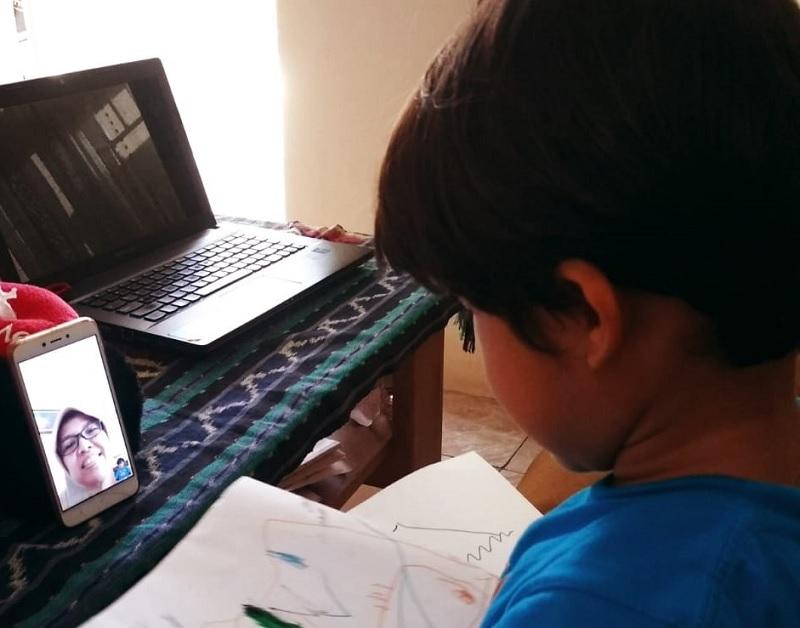 Manfaat Belajar Dari Rumah Membuat Lebih Dekat dengan Buah Hati