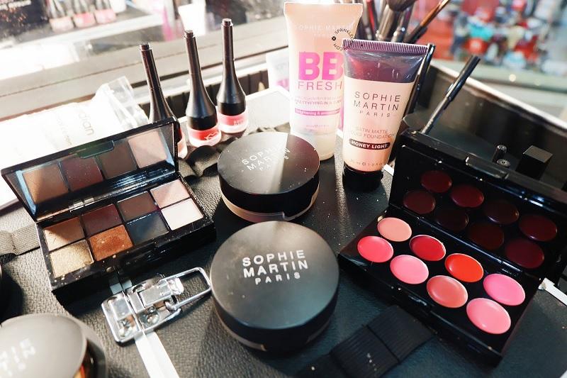 Produk Kosmetik Sophie Martin Menyempurnakan Aura Kecantikan Anda