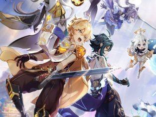 Kehadiran dari Game Genshin Impach versi PS5 dengan Karakter Terbaru