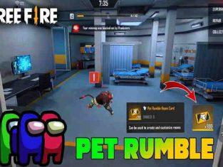 Cara Bermain Pet Rumble Mode