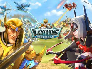 Game Lord Mobile Perlu Anda Coba Legkap dengan Spesifikasi Detailnya