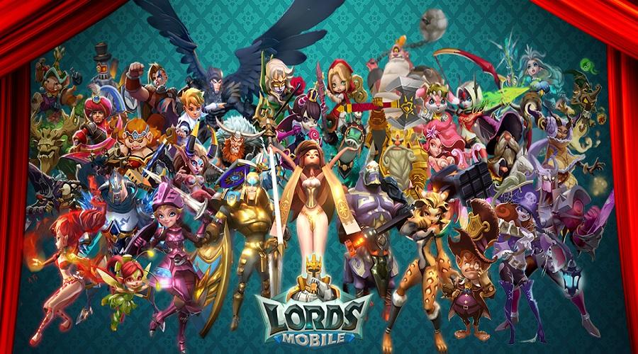 Mengatur Troops Game Lords Mobile, Untuk Memenangkan Pertempuran