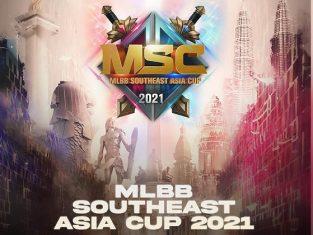 Turnamen MSC 2021 Mobile Legends Bulan Juni Gegerkan Negara Asia