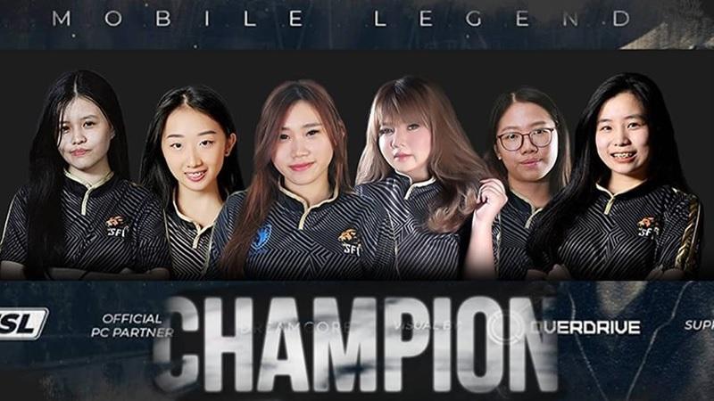 Turnamen Perempuan Mobile Legends Membawa Hadiah Kemanangan