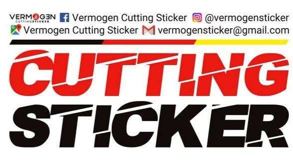 peluang usaha cutting sticker
